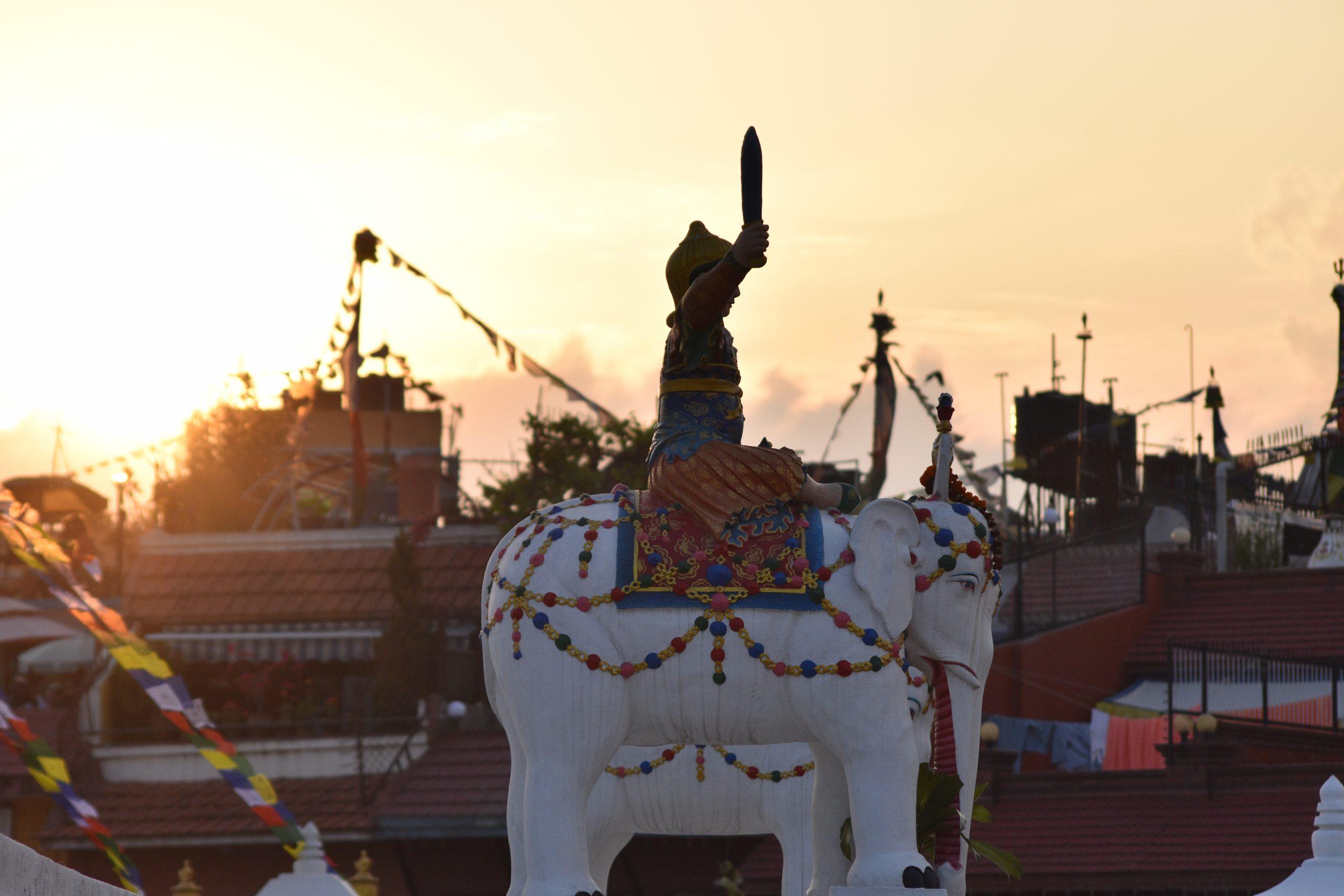 quarantine journeys nepal olha vozna